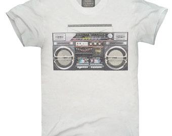 80's Boombox T-Shirt, Hoodie, Tank Top, Sleeveless