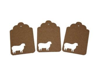 Sheep Gift Tags