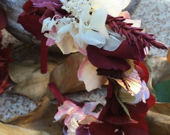 Headband flower headdress