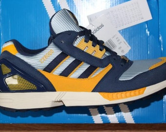 adidas zx 8000 aqua blue yellow