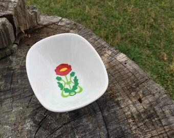 Poppy Ring Dish