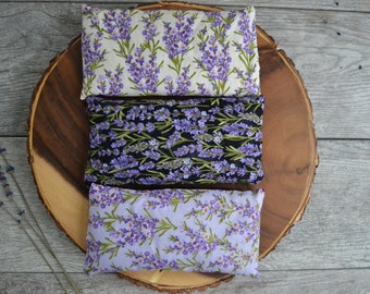 Eye Pillow, Lavender Eye Pillow, Yoga Eye Pillow, Eye Pillow, Floral Pillow, Aromatherapy Pillow, Lavender, Natural, Gift