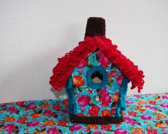 cabin pioupiou fabric flowers and crochet patterns