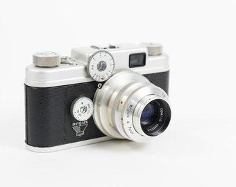 Argus C-Four 35mm Film Camera