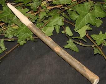 Avalon Ash Wood Wand - For Astral Work - for Pagans, Wiccans, Witchcraft, Ritual, Magic