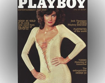 Australian Playboy April 1979 Vintage Magazine