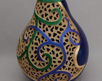 carved gourds, gourd art, relief carved, decorative gourds, painted gourds, gourds, beautiful gourd art, gourd, art gourd, gourd vase