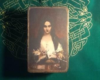 Fortune teller tarot box