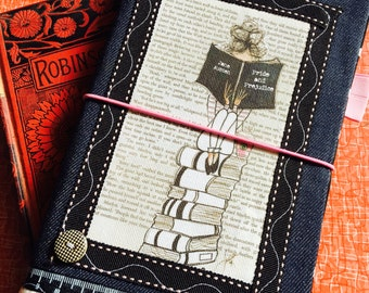 Bookworm Travelers Notebook