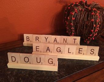 2 inch Scrabble Letters :    8 Letters