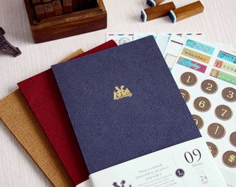 Keep a notebook- Memo
