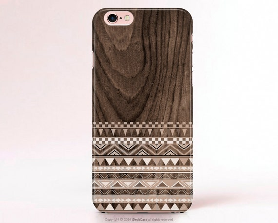 wood iPhone 6 case Aztec iPhone 6s case Tribal iPhone 7 case wood iPhone 5c case aztec Samsung Galaxy S5 Case wood Samsung S4 mini case