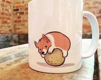 "Shop ""corgi gifts"" in Home & Living"
