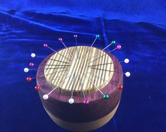 Magnetic Pincushion Sewing/Quilting