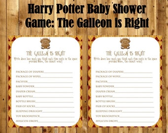 Harry Potter Baby Shower Invitation Harry Potter Baby Shower - Birthday invitations harry potter printable