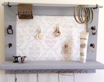Jewelry Holder, Jewelry Organizer,  jewelry display, jewelry rack