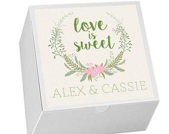 Cake Favor Boxes, Wedding Favor, Candy Bag, Wedding Cake, Dessert Bar, Favor Boxes, Treat Boxes, Dessert Buffet, Candy Bar, Candy Buffet