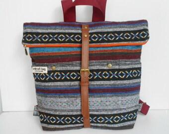 Thai Backpack/Belt/School Bags/Travel Bags/Rucksacks/Bags/Backpacks/Backpack Purse/