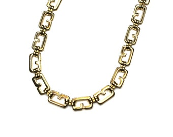 Gold Givenchy G Link ChainGold Givenchy G Link Chain
