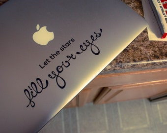 "Pretty Lights ""Fill Your Eyes"" Vinyl Decal Sticker"
