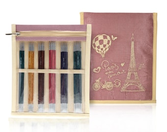Knitters Pride Royale Double Pointed Knitting Needle Set #220362 ***Free Shipping***