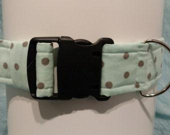Fursuit Collar: Blue w/ Spots