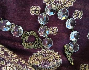 Chandelier Crystal Bracelet