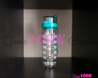 water 32 oz fruit infuser water bottle