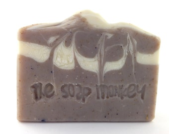 Lavender, Patchouli & Orange Soap