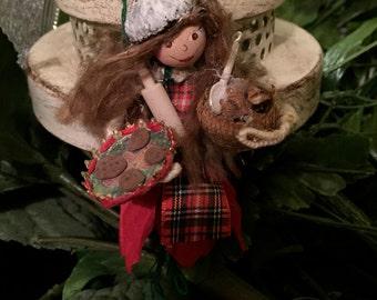 Santa's Helper Baking Fairy