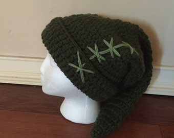 Inspired by Legend of Zelda- Link Hat