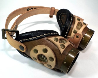"Steampunk Goggles ""Classic-15"""