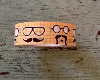 Mustache and Glasses Washi Tape. Mustaches Washi Tape.  Mustache Washi Tape.  Glasses Washi Tape.