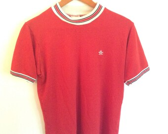 1960's Original Penguin Grand Slam T Shirt