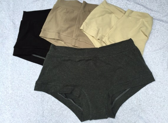 Basics Color Theme Solid Underwear Pack - Elastic Free - Comfy Undies - Scrundlewear - Scrundies -
