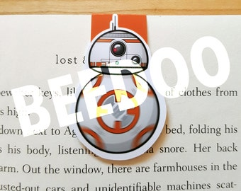 BB-8 Magnetic Bookmark (Mini)