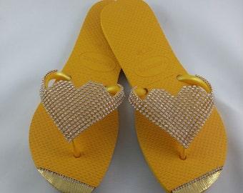 Pink Havaianas® Sandals 610030
