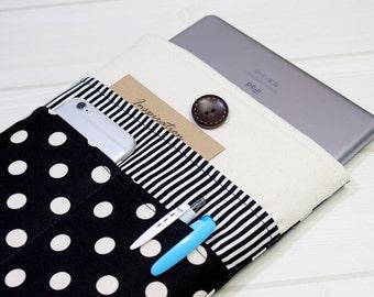 iPad Air case, iPad Pro sleeve, iPad Air 2 case, iPad sleeve, tablet case, tablet sleeve, iPad Air sleeve, iPad case, Galaxy Tab A case