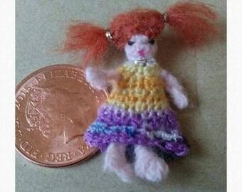 Miniature princess doll