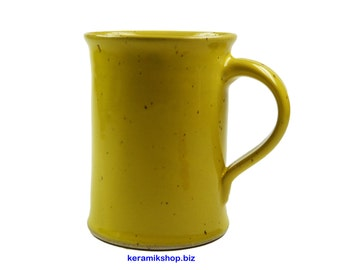 Just yellow Cup