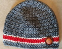 Unique Ohio State Hat Related Items Etsy