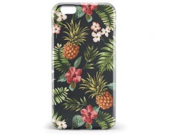 1429 // Tropical Pineapple Phone Case iPhone 5 5S, iPhone 6 6S, Samsung Galaxy S5, Samsung Galaxy S6, Samsung Galaxy S7 Edge Plus