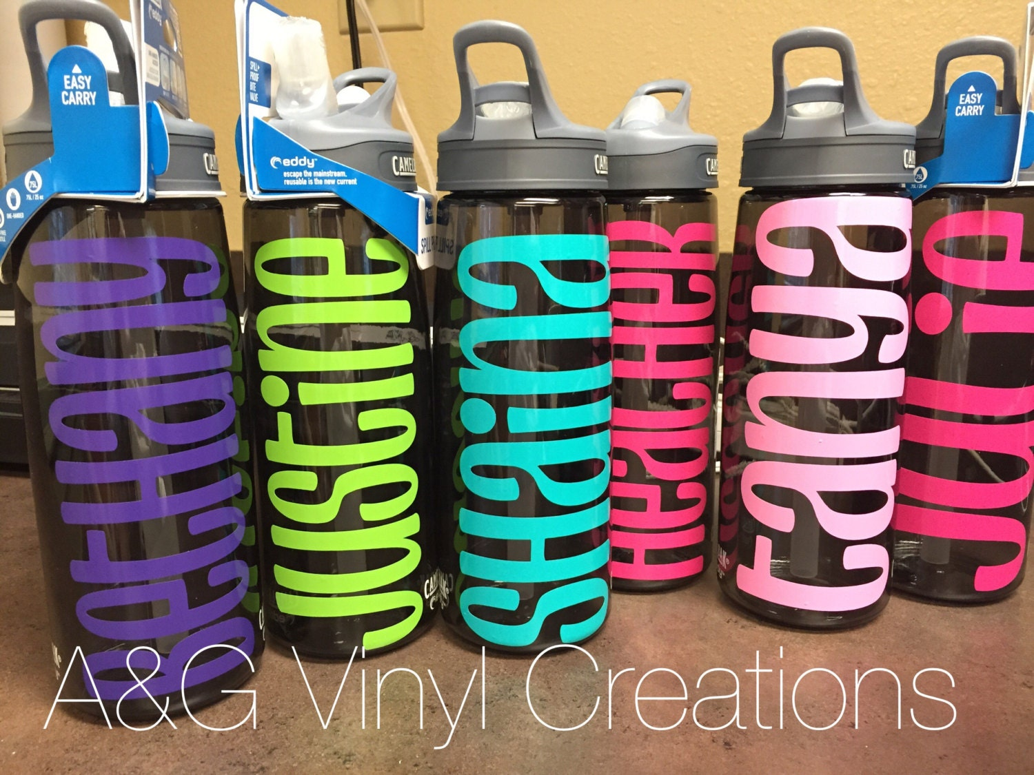 Personalized Camelbak Water Bottles