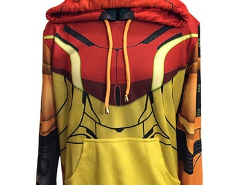 Samus Inspired Sweatshirt