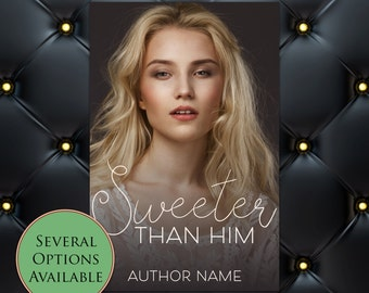 Sweeter Than Him Pre-Made eBook Cover * Kindle * Ereader Cover