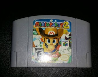 Mario party 2 for nintendo 64 N64