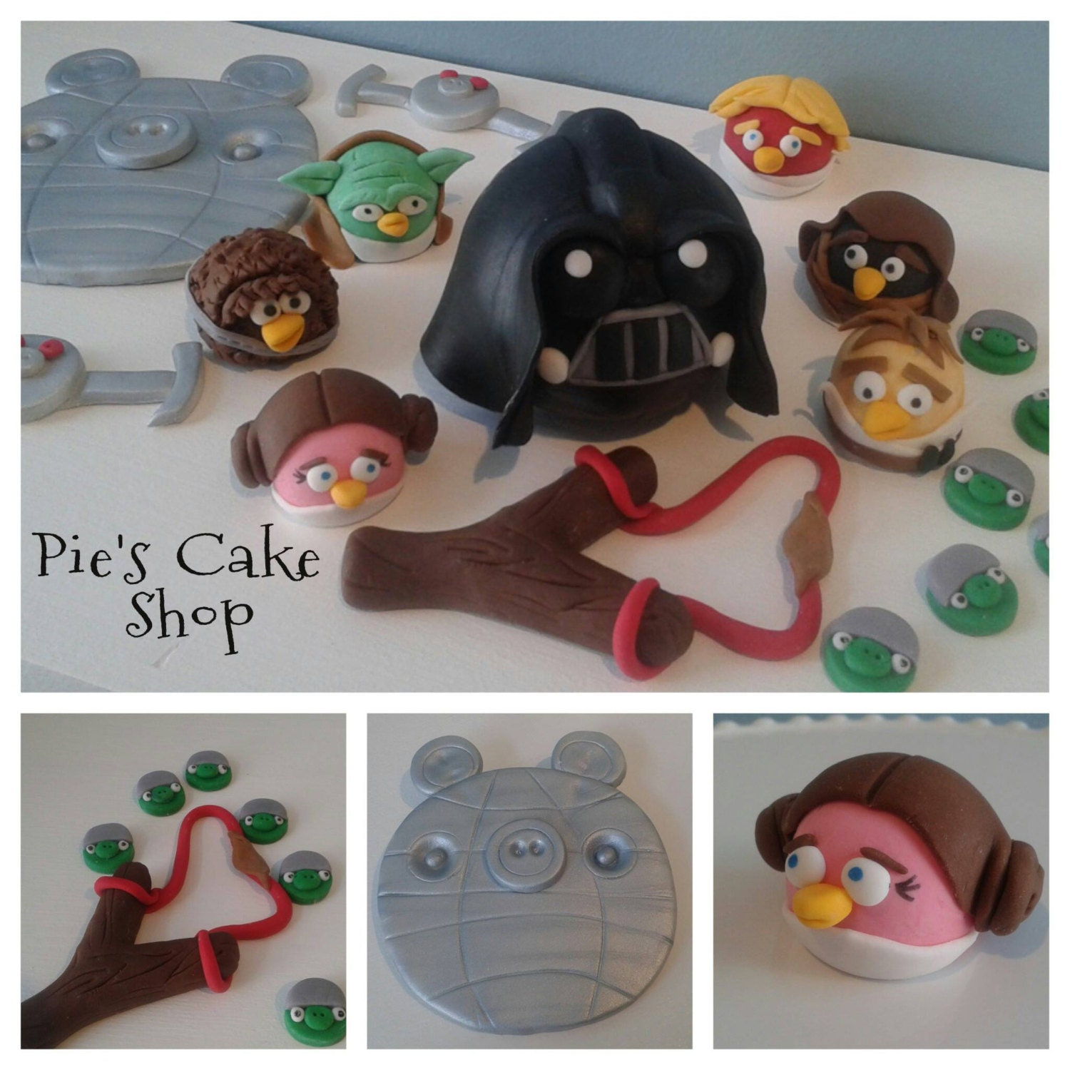 Angry birds edible cupcake images All items - Edible Cake Topper Cupcake Topper
