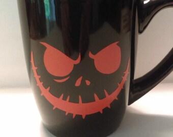 Jack Skellington coffee mugs