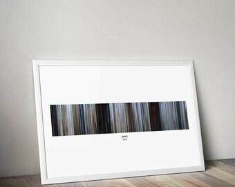 Jaws • Film Colour Palette