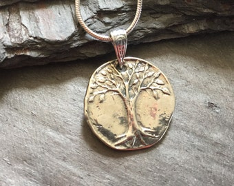 Mens Tree Necklace,Sterling Tree of Life,Mens Tree of Life,Tree of Life for Man Men Dude Guy,Gift for Guy Man